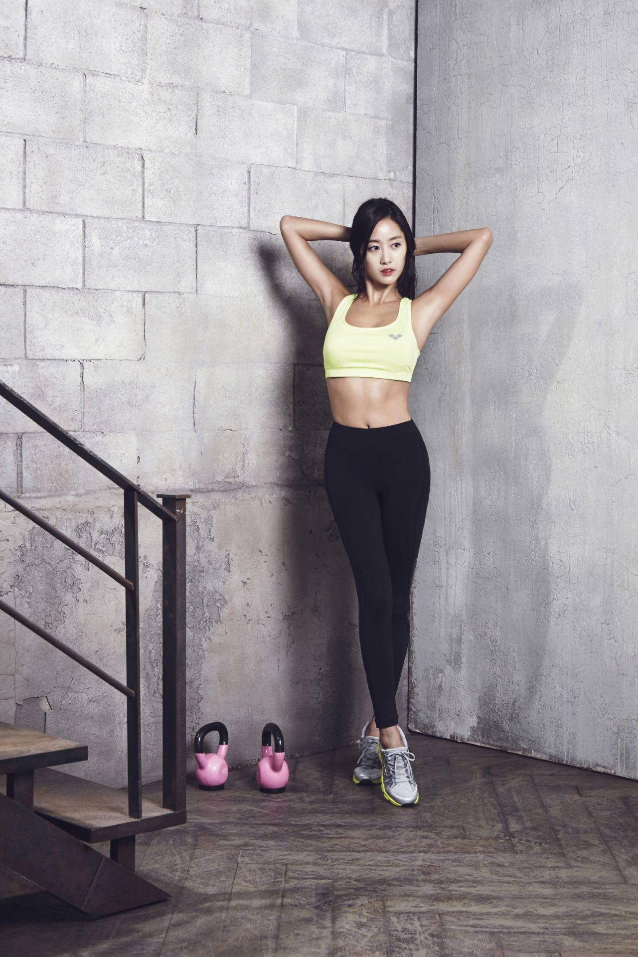 Jeon Hye Bin Photoshoot Arena Fall Winter 2013 Sports