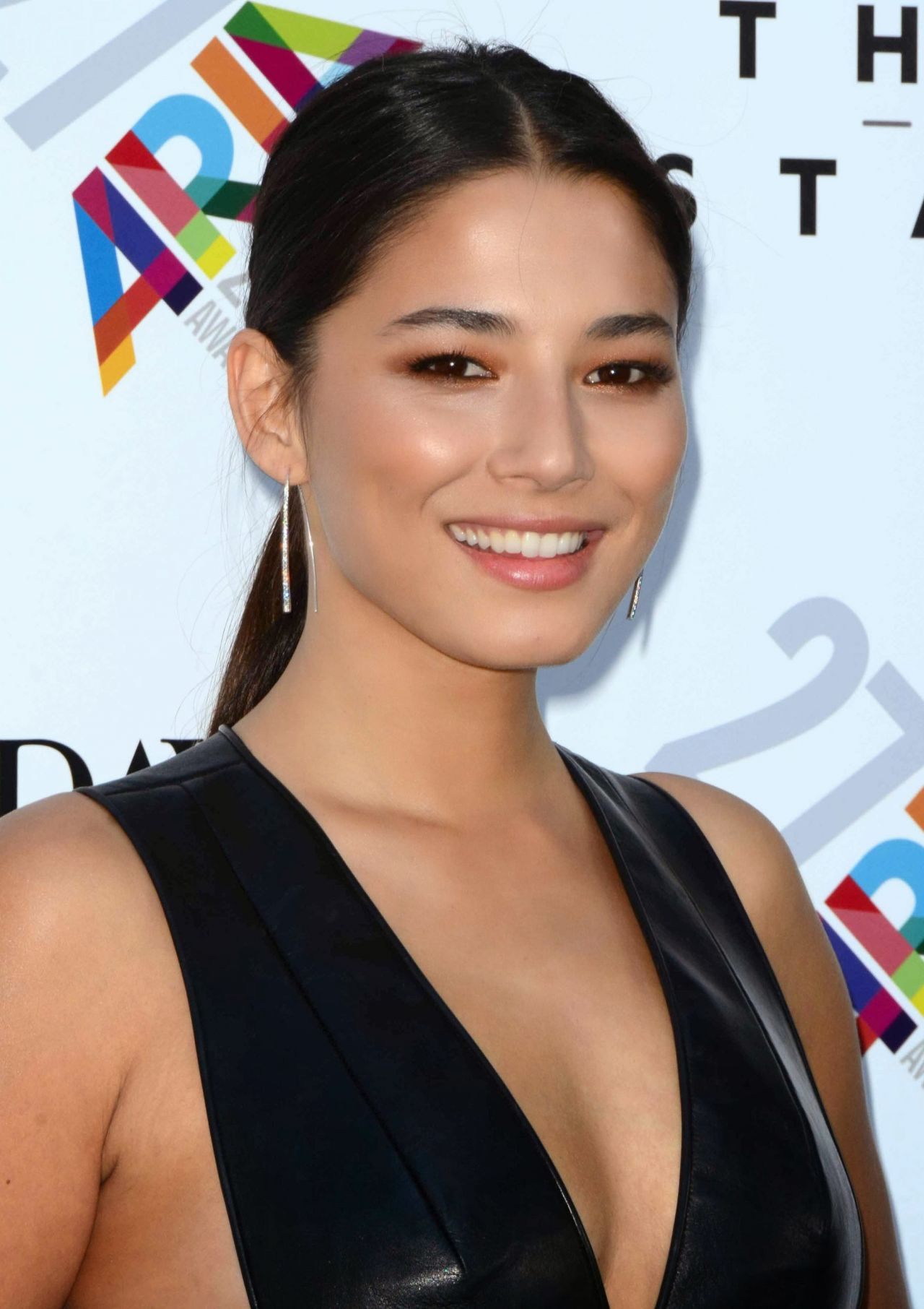 Jessica Gomes at 27th Annual ARIA Awards at the Star in Sydney - December 2013