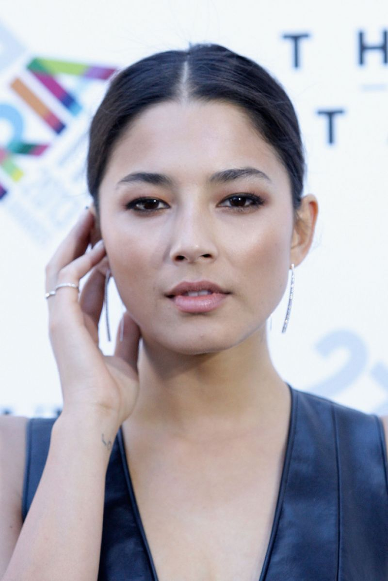 Jessica Gomes At 27th Annual Aria Awards At The Star In