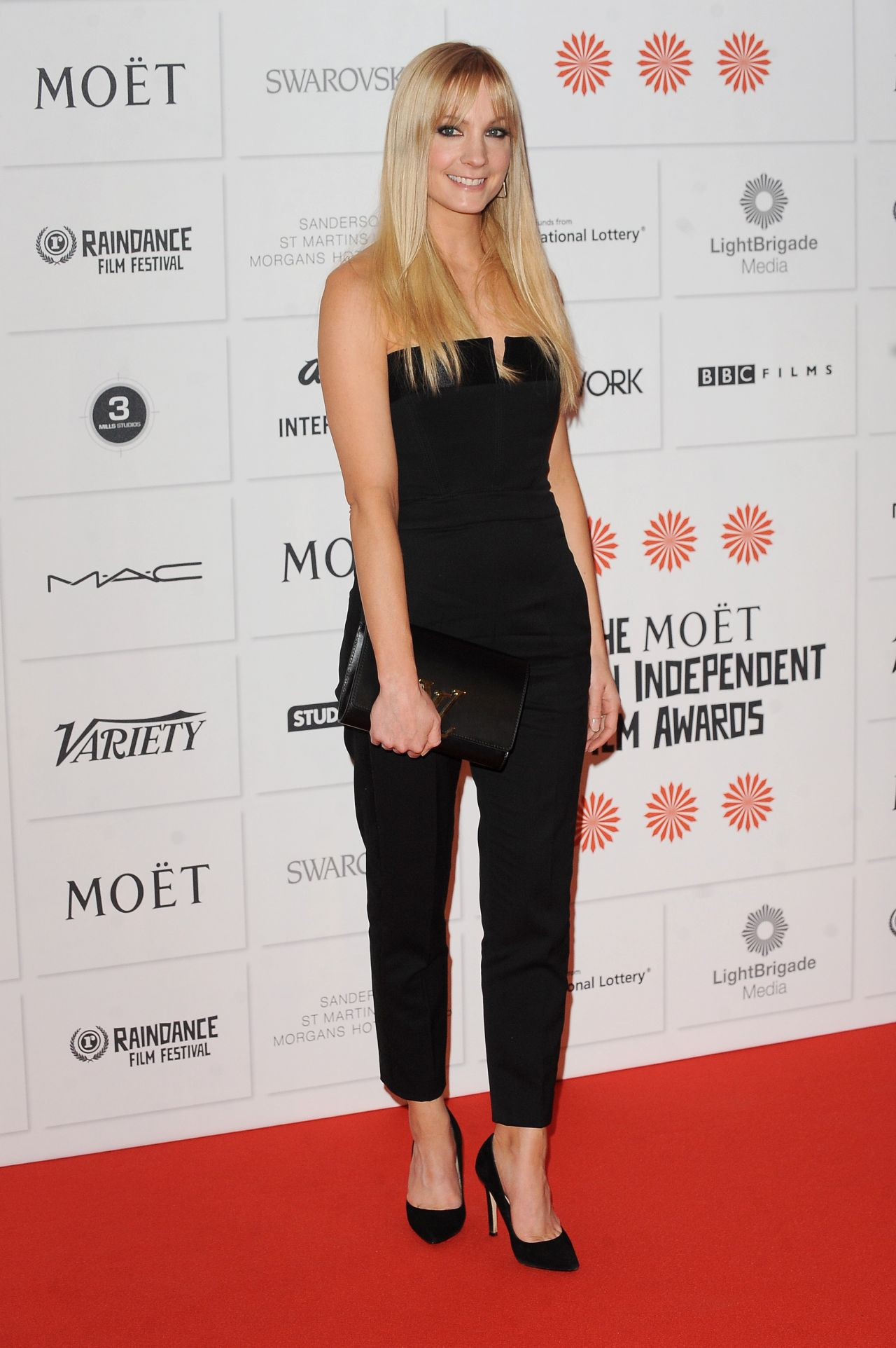 Joanne Froggatt Red Carpet Photos - Moet British Independent Film Awards - December 2013