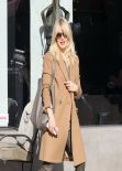 Julianne Hough Street Style - West Hollywood December 2013