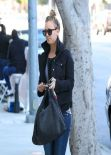 Kaley Cuoco Style - Out in Los Angeles - December 2013