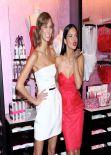 Karlie Kloss and Adriana Lima - Victoria