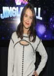 Katie Holmes Attends Z100 Jingle Ball in New York  - December 2013
