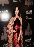 Katy Perry at The 9th Annual UNICEF Snowflake Ball in New York - December 2013