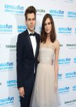 Keira Knightley Poses In Her Wedding Dress with Kate Nash, James Blunt & friends At at SeriousFun Gala Night