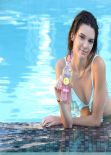 Kendall Jenner in a Bikini - Los Angeles - July 2013 Hi-Res Photos