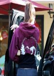 Kendall Jenner Street Style  Out in LA - December 2013