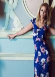 Kimberley Walsh Photoshoot by Simon Lipman - Year 2013