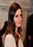 Lana Del Rey - The Breakthrough Prize Award Ceremony - December 2013