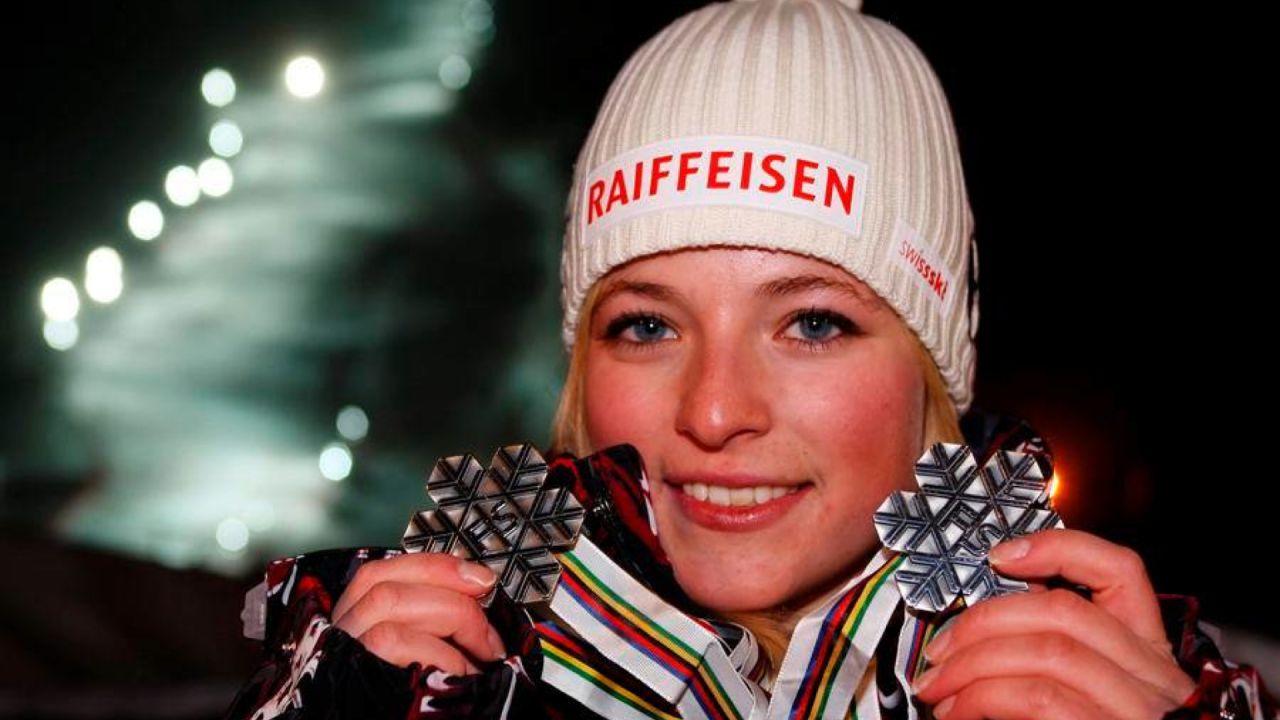Lara Gut  Wallpapers - Swiss Alpine Skiracer