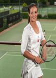 Laura Robson Photoshoot by Daniel Hambury - Year 2013