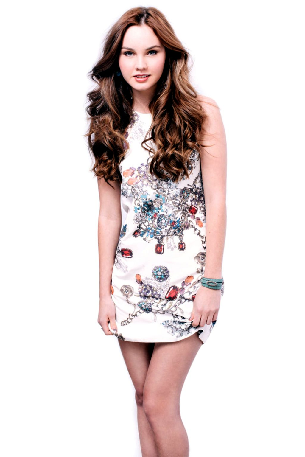 Liana Liberato Verge Magazine 2013 December Issue