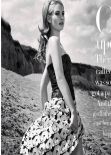 Lily James - TATLER Magazine (UK) - January 2014 Issue