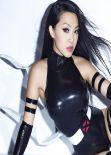 Linda Le aka Vampy Bit Me – FHM Magazine (Singapore) – December 2013 Issue
