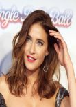 Lisa Snowdon - Capital FM Jingle Bell Ball Day 1 at 02 Arena in London - December 2013