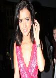 Lucy Mecklenburgh & Sam Faiers - Partying at Lot 104 in Brentwood - December 2013