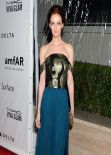 Lydia Hearst- amFAR Inspiration Gala Los Angeles 2013