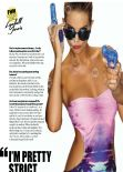 Lyndall Jarvis - FHM Magazine (South Africa) - January 2014 Issue