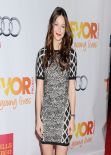 Melissa Benoist Red Carpet Photos - Trevor Project
