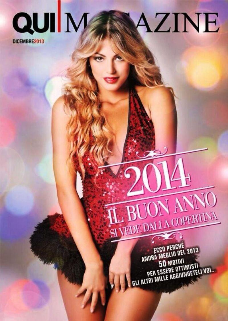 Melissa Castagnoli - QUIMAGAZINE Magazine (Italy) - December 2013