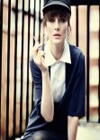Michelle Dockery Photoshoot by Boo George - Interview November 2012