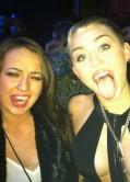 Miley Cyrus - Major Cleavage