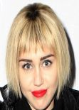 Miley Cyrus New Hairstyle - 24th Annual KROQ Almost Acoustic Christmas - Los Angeles - December 2013