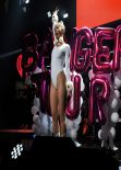 Miley Cyrus - Y100 Jingle Ball 2013 in Miami - December 2013