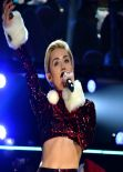 Miley Cyrus - Z100's Jingle Ball in New York City - December 2013 (+83 Photos)
