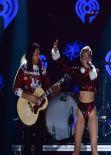 Miley Cyrus - Z100's Jingle Ball in New York City - December 2013 (+83 Photos)
