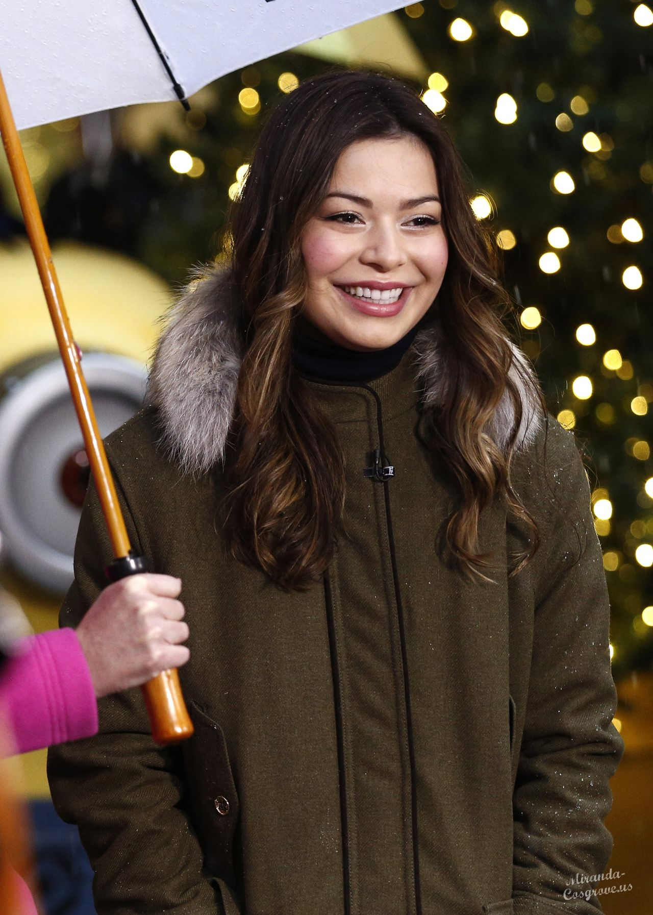 Miranda Cosgrove - The Today Show - December 2013
