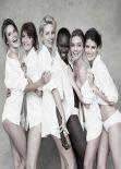 Miranda Kerr, Alessandra Ambrosio & More - 2014 Pirelli Calendar Preview