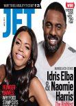 Naomie Harris - JET Magazine - January 6, 2014 Issue