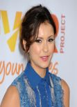 Nina Dobrev Atends Trevor Project's 2013 TrevorLIVE Los Angeles Event