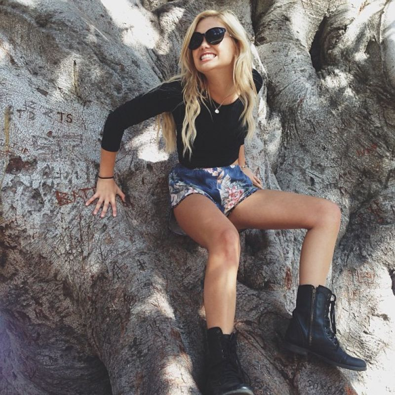 Olivia Holt Photos From Instagram