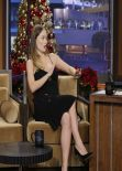 Olivia Wilde - Appears on The Tonight Show With Jay Leno - December 2013