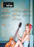 Pamela Horton, Amelia Talon & Michelle McLaughlin – GUITAR WORLD BUYERS GUIDE 2014 Magazine