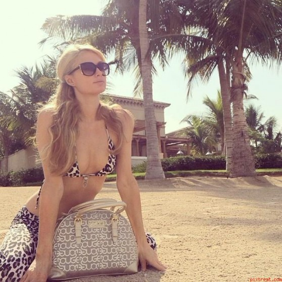 Paris Hilton Bikini