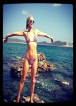 Paris Hilton Bikini Photos - Twitter and Instagram - Year 2013