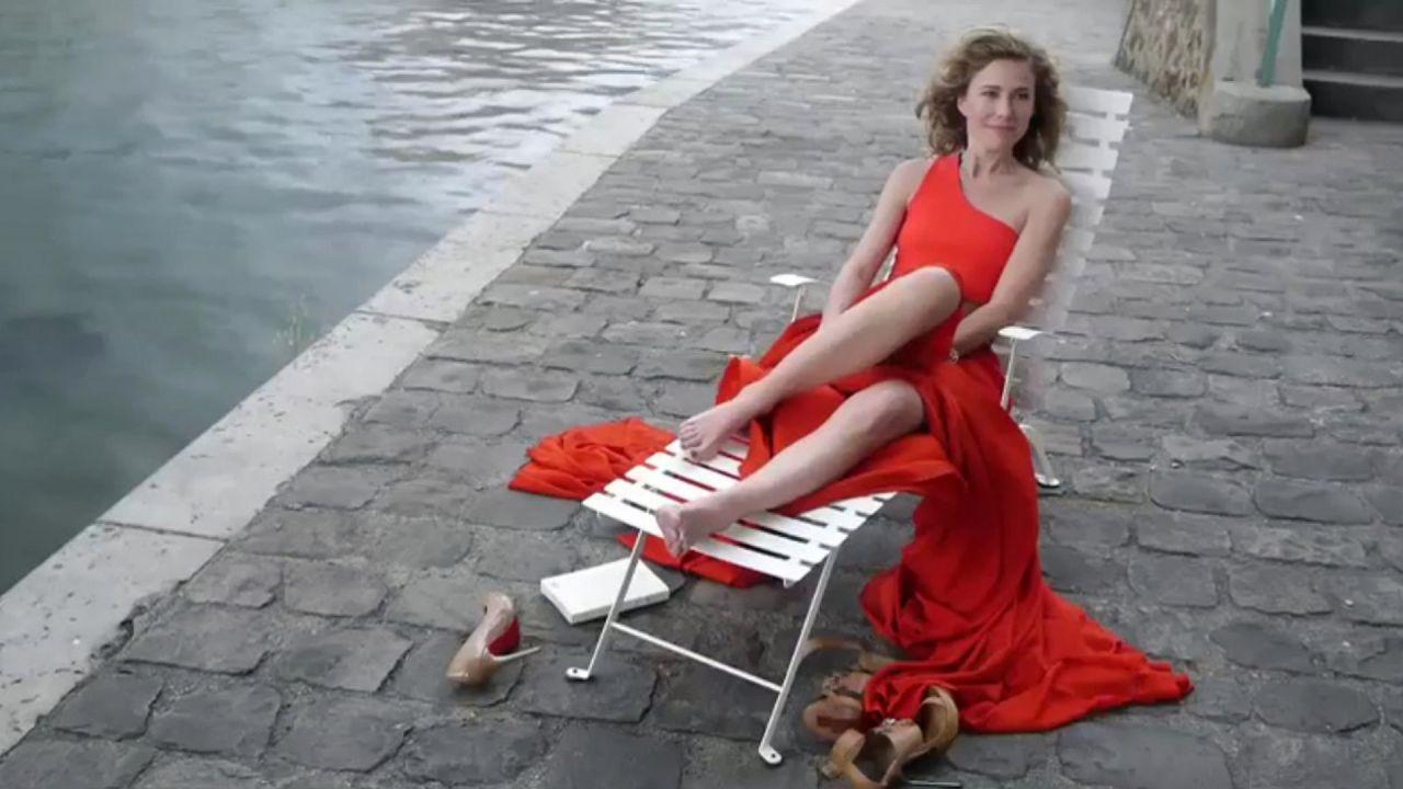 Pascale Arbillot Nude Photos 96