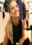 Petra Nemcova Style - Event in Prague - December 2013