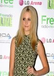 Pixie Lott Attends Free Radio Live performance - Birmingham, November 2013