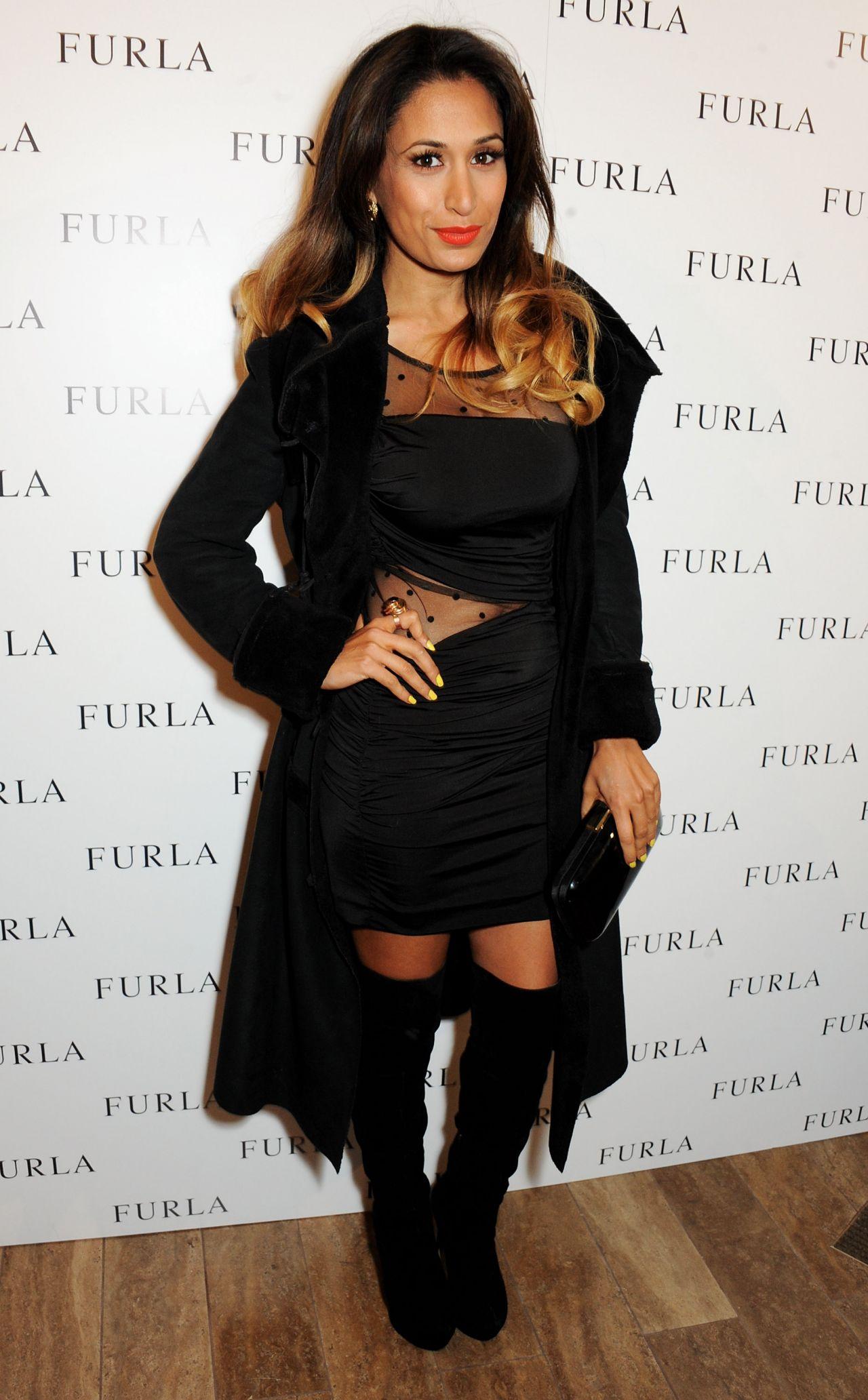 Preeya Kalidas Style- Furla Store Opening - December 2013