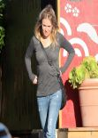 Renee Zellweger - Lunch Time - Kreation Cafe in Santa Monica - December 2013