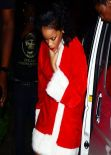 Rihanna - Priva Barbados Lounge and Night Club, Holetown, Barbados - December 2013