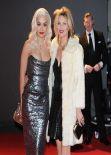 Rita Ora at The British Fashion Awards - London  December 2013