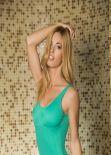 Rocio Guirao Diaz Bikini Photoshoot - Reycondo Swimwear Summer 2014