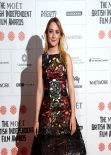 Saoirse Ronan on Red Carpet - 2013 Moet British Independent Film Awards in London