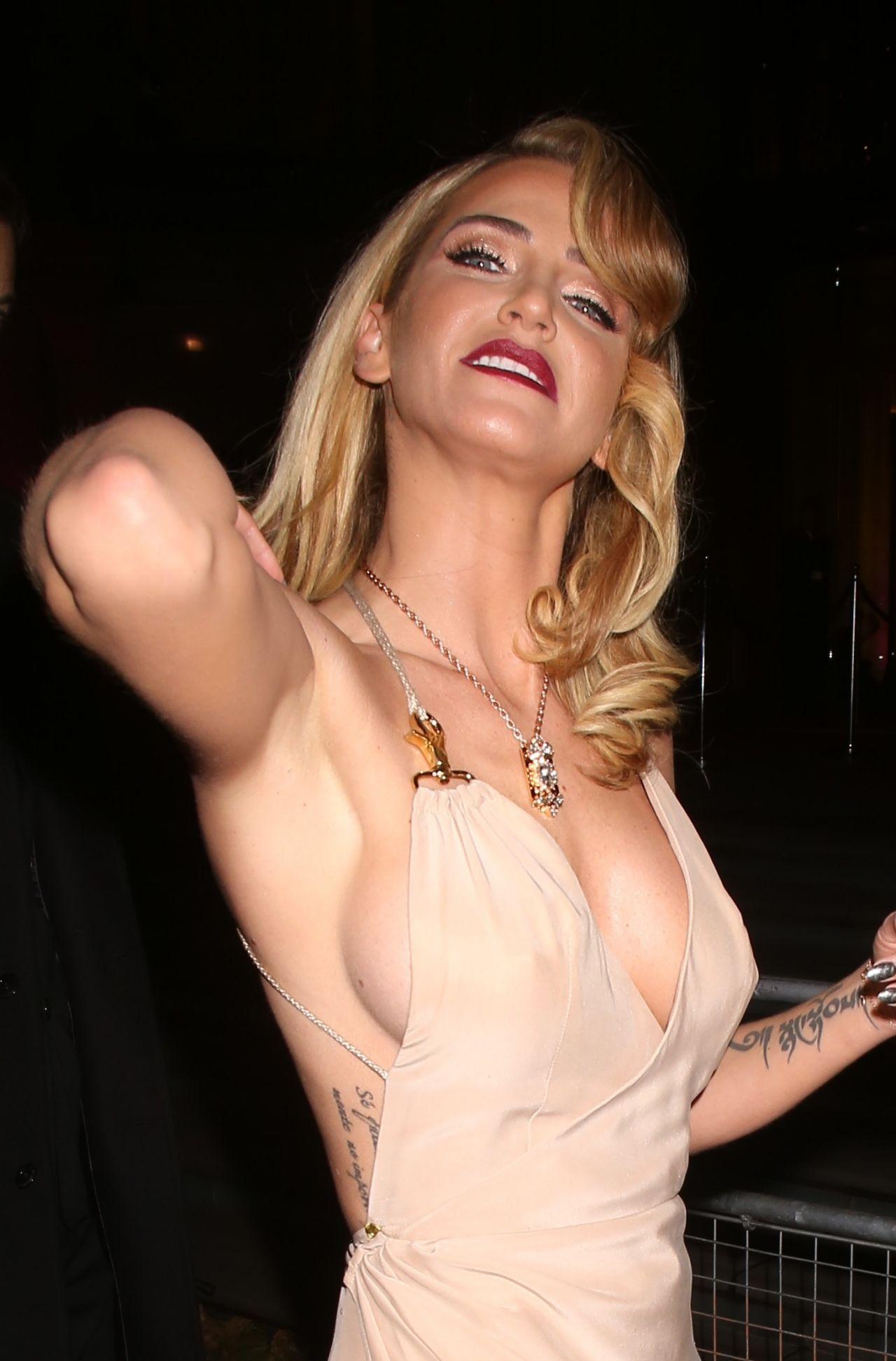 Sarah Harding Attends Cosmopolitan Ultimate Women Of The